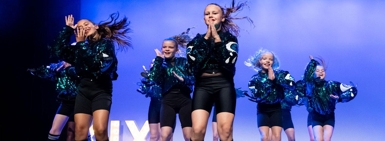 Dansstijlen Kix dance